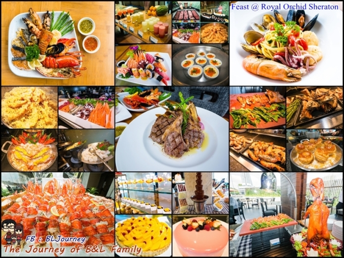 Feast@Royal Orchid Sheraton1221