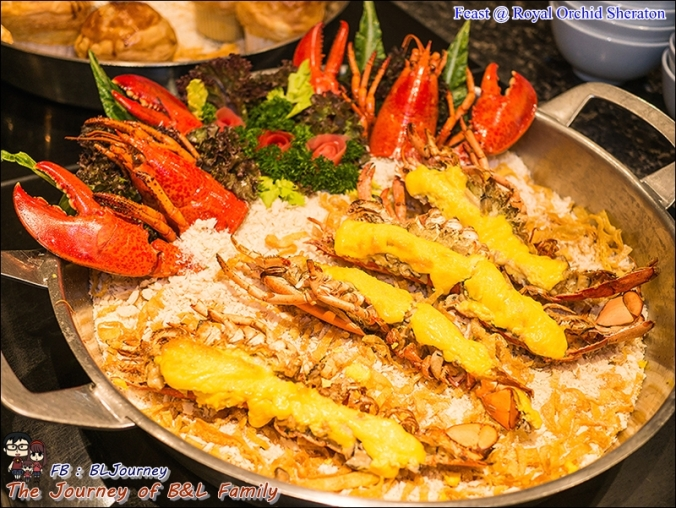 Feast@Royal Orchid Sheraton761