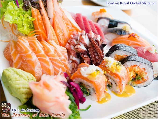 Feast@Royal Orchid Sheraton801