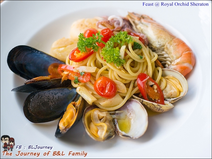 Feast@Royal Orchid Sheraton811