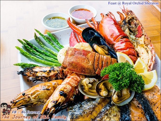 Feast@Royal Orchid Sheraton901