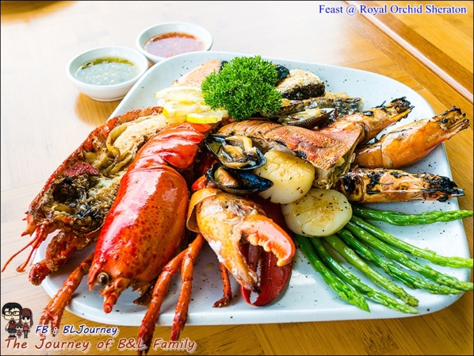 Feast@Royal Orchid Sheraton931